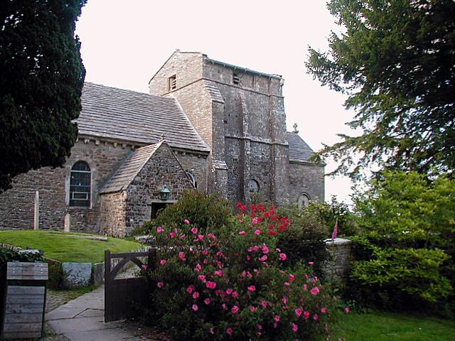 St Nicholas Church, Studland