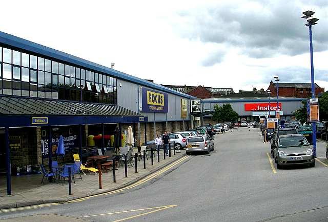 Cavendish Retail Park - Cavendish Street