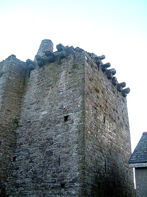 The Tower, Angle