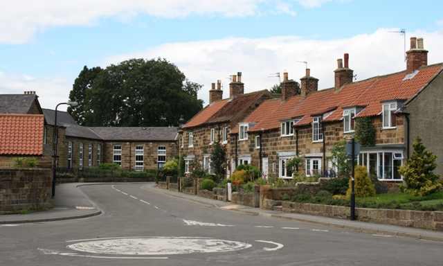Cottages on Station Road