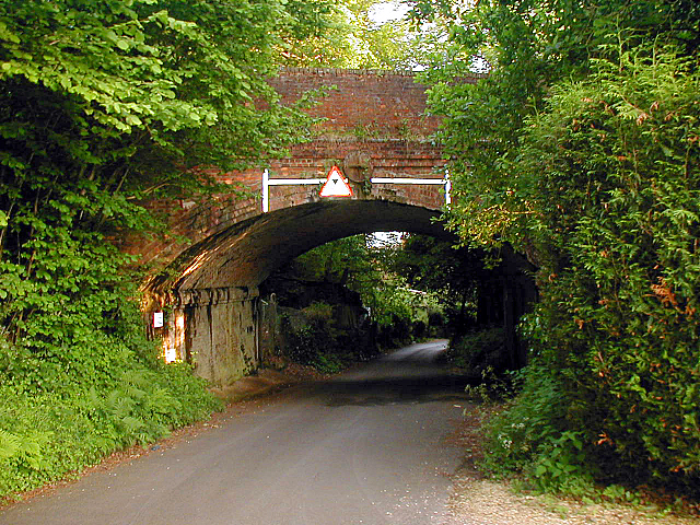 Railway Bridge at Walkford