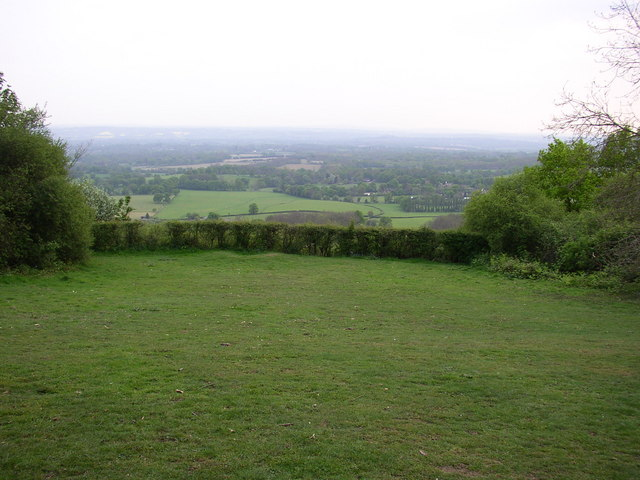 The view from One Tree Hill