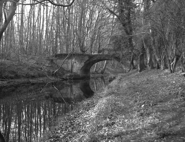 Stacey's Bridge, Basingstoke Canal