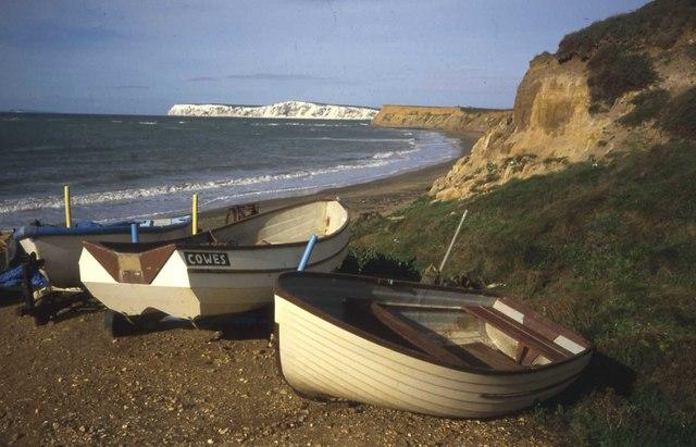 Boats at Brookgreen