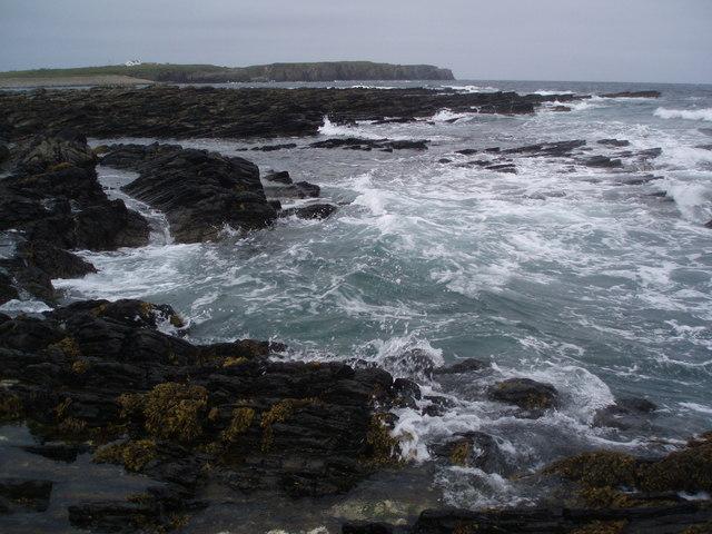More Sea Than Land