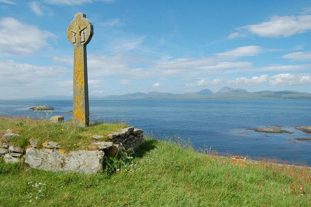 Eilean Mor, MacCormaig Isles
