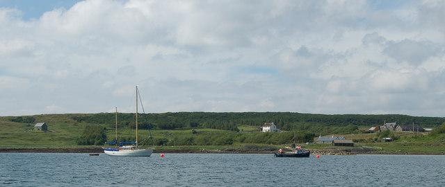 Keills, Loch na Cille