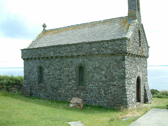 Chapel of Our Lady and St Non