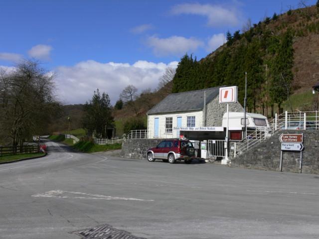 Roadside Petrol Station, Abertridwr