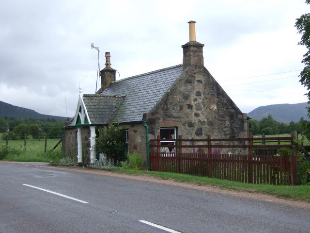 Old Toll House, Braemar