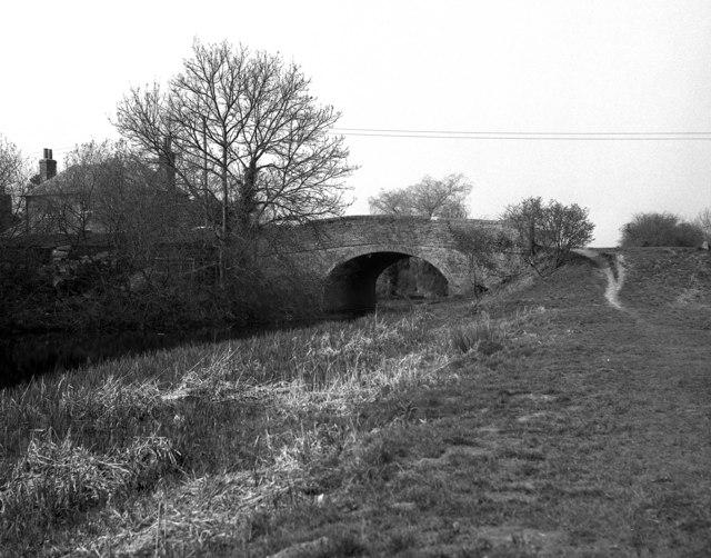 Colt Hill Bridge, Basingstoke Canal