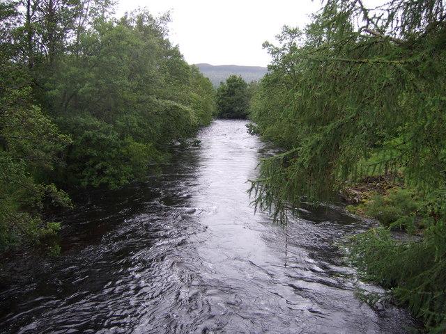 Downstream Clunie Water