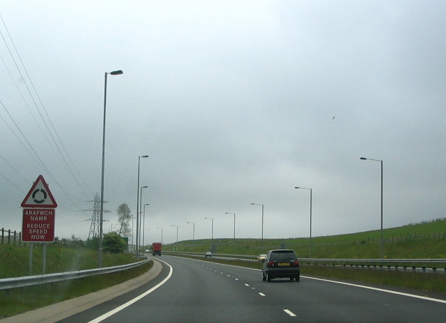 A4060 To Dowlais Top