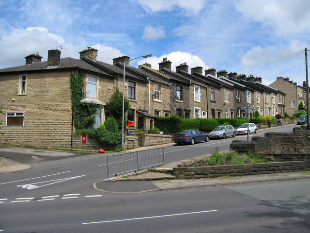 Peel Brow Junction