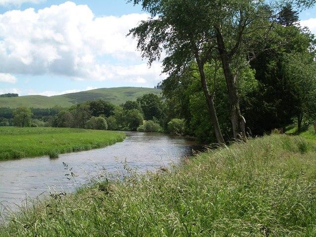 River Tweed at Barns