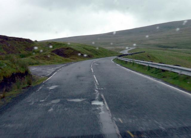 Armco and Potholes