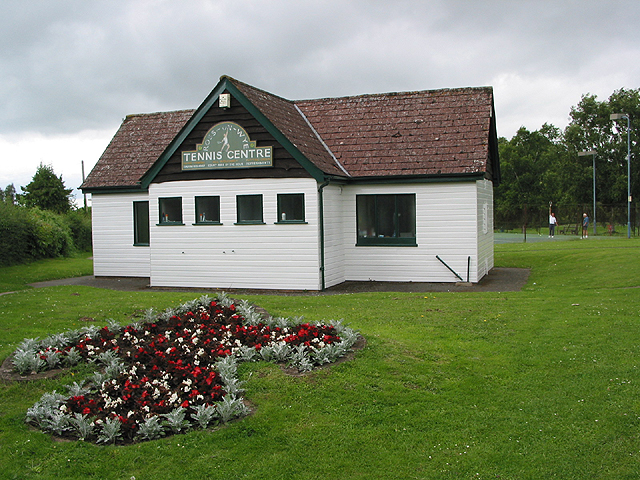 Tennis Centre, Ross-on-Wye