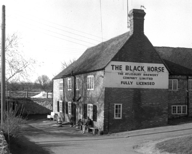 Black Horse, Great Linford