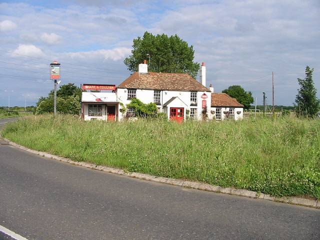 The Share and Coulter pub on Owl's Hatch Road