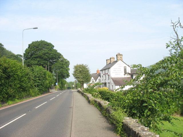 The Berwyn Arms, Glyndyfrdwy