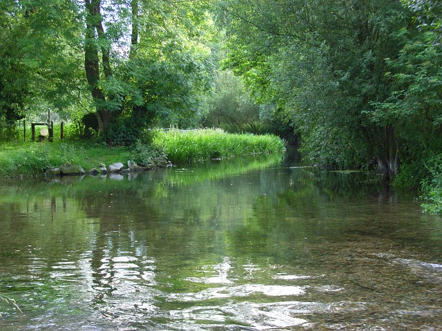 The River Wylye