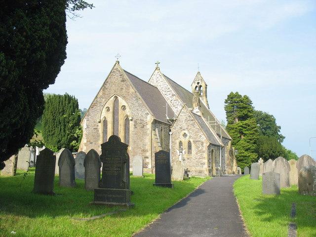 Eglwys St Thomas (CinW) Church, Glyndyfrdwy