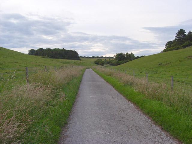 Track, Steeple Langford