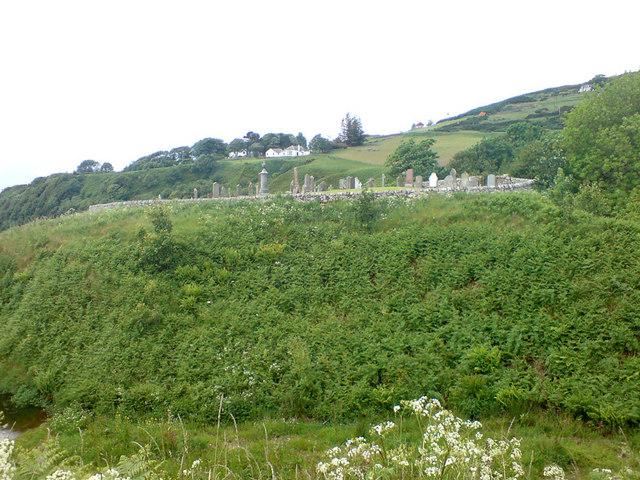 Cemetery at Navidale