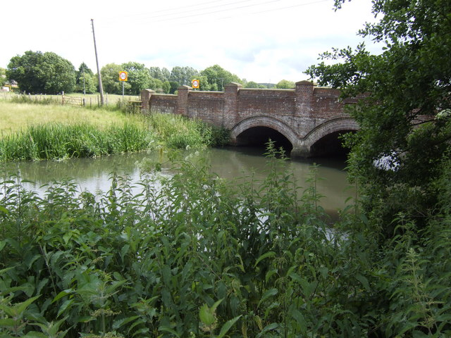Shalmsford Bridge
