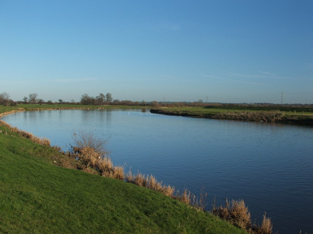River side; Burton Joyce