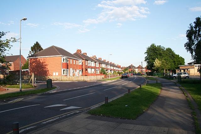 Crosby Road