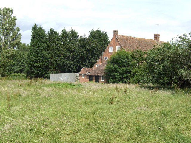 East Stour Farm house