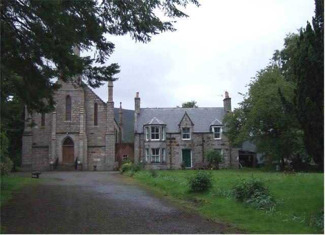 Braemar RC Church and Manse