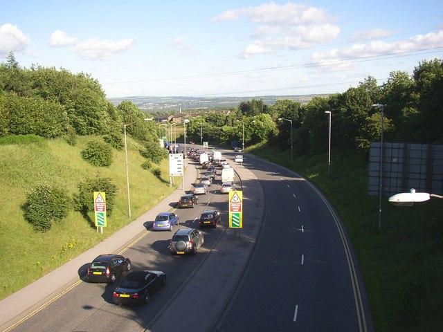 Blackley New Road, Fixby