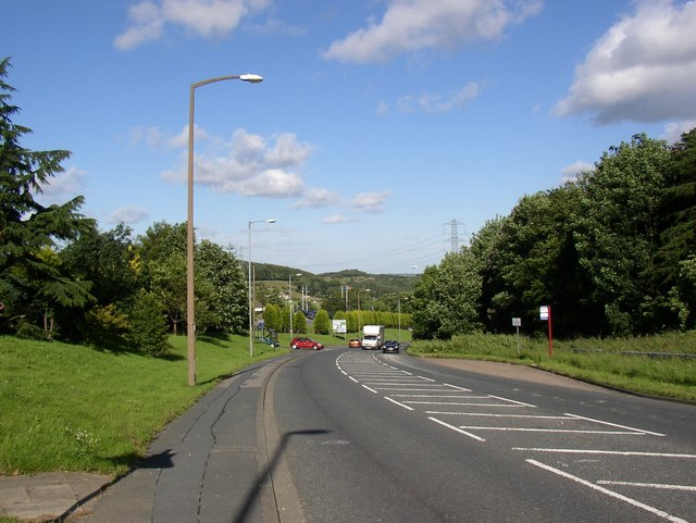 Lindley Moor Road, Fixby