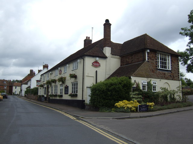 The New Flying Horse, Upper Bridge Street, Wye