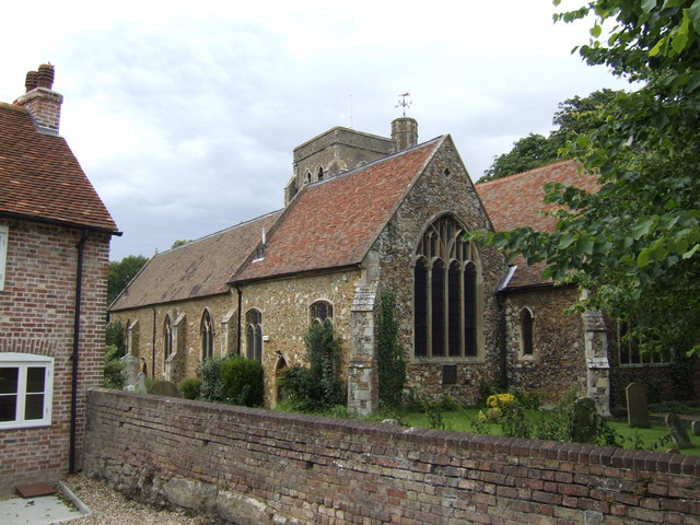 St. Martin's church, Herne, Kent