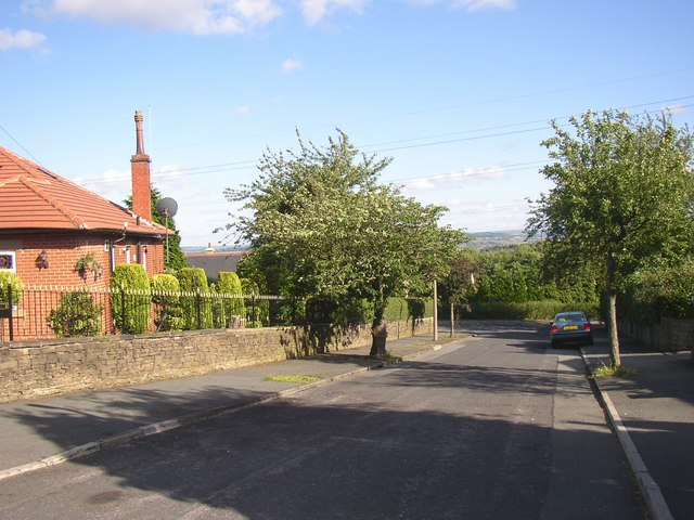 Marling Road, Fixby