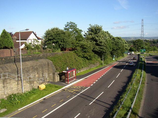 Huddersfield Road, Fixby