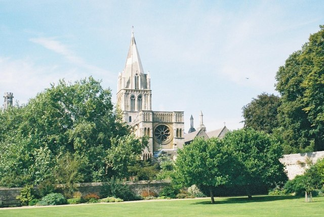 Oxford: Christ Church Cathedral