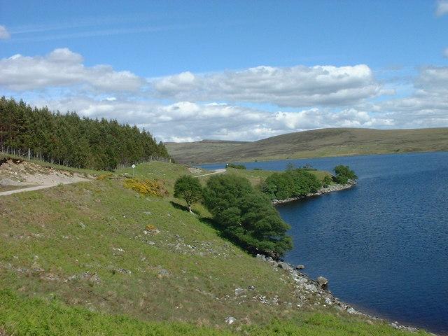 Loch Naver looking East