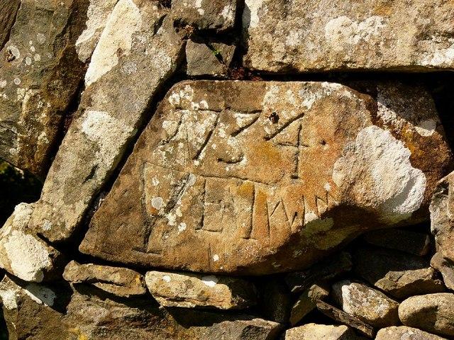 Carved stone, Drumbuie