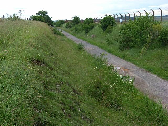 Bridleway, Boscombe Down