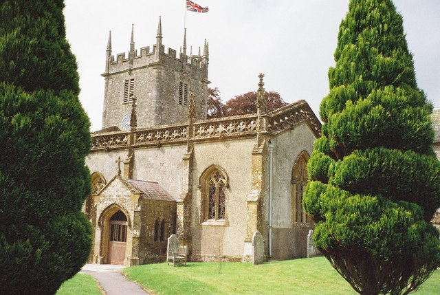 Frampton: parish church of St. Mary