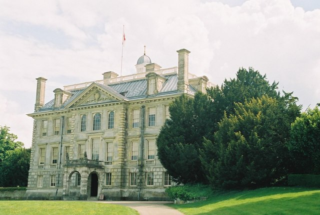 Kingston Lacy from the north