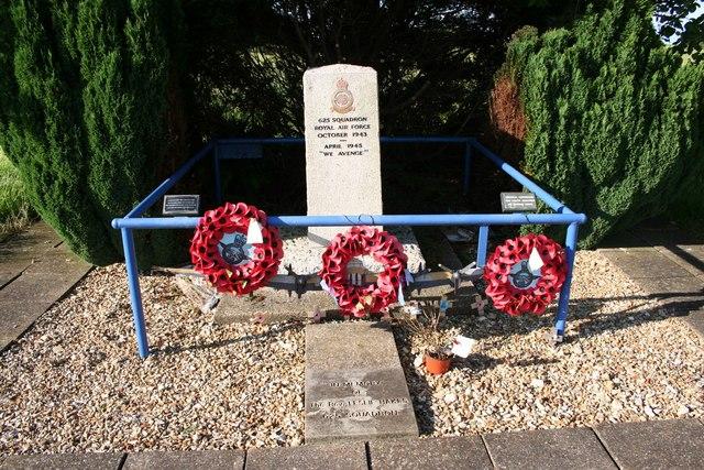 RAF Kelstern Memorial