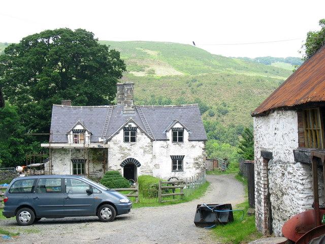 New Inn Farmhouse, Glyndyfrdwy