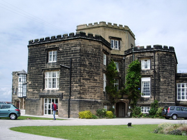Leasowe Castle