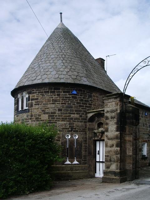 Lodge, Leasowe Castle