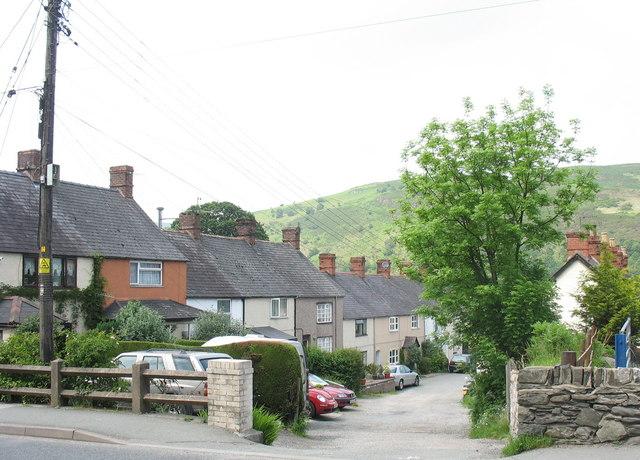 New Inn Terrace, Glyndyfrdwy